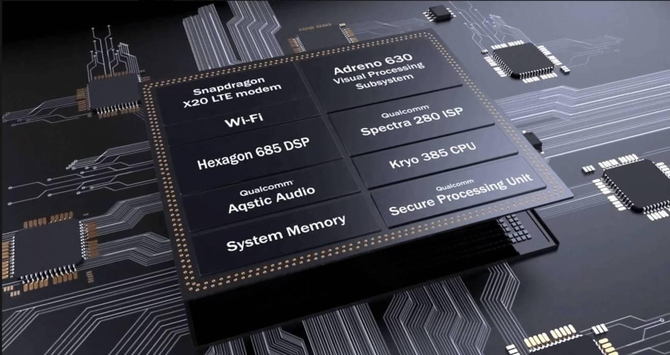 coverimage snapdragon 855 v galaxy s10 mozhe da bde prviyat 7nm chipset - REVIEW: Sony Xperia XZ2 e XZ2 Compact, mais que rostinhos bonitos