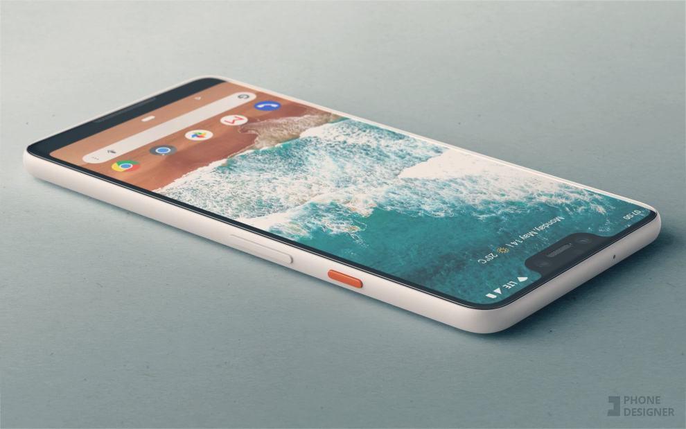 Google pode ter vazado a data de lançamento do novo Pixel 3 7