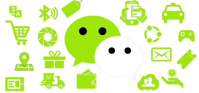 WeChat, o app tudo em um chinês