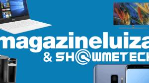 magazine luiza showmetech loja logo 1 - Confira a lista de produtos com desconto na Loja Showmetech