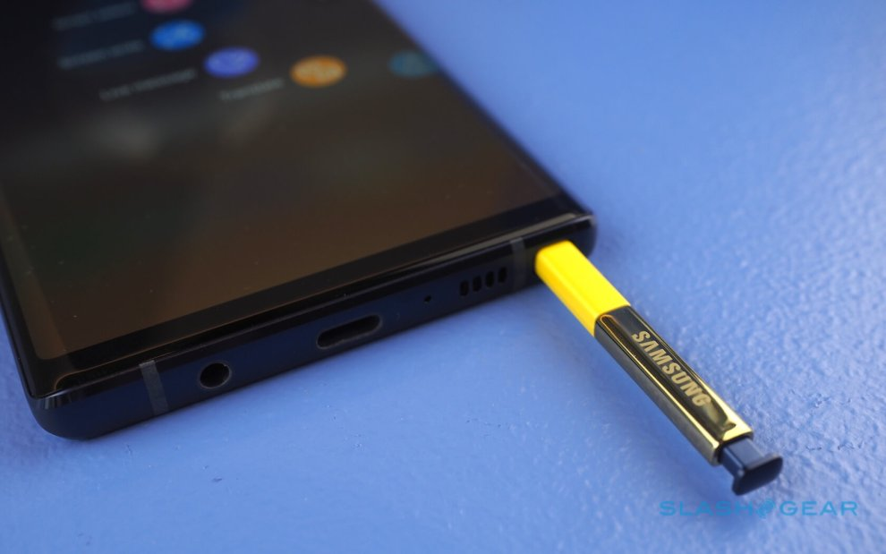 samsung galaxy note 9 slashgear 12 2 - Samsung lança portfólio de acessórios para o Galaxy Note9 no Brasil