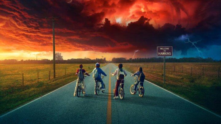 Stranger Things, na Netflix