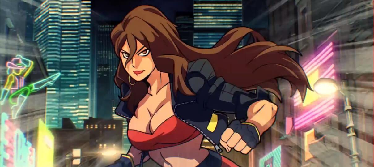 v streets of rage4 - Streets of Rage 4 é anunciado para a surpresa de muitos fãs da série