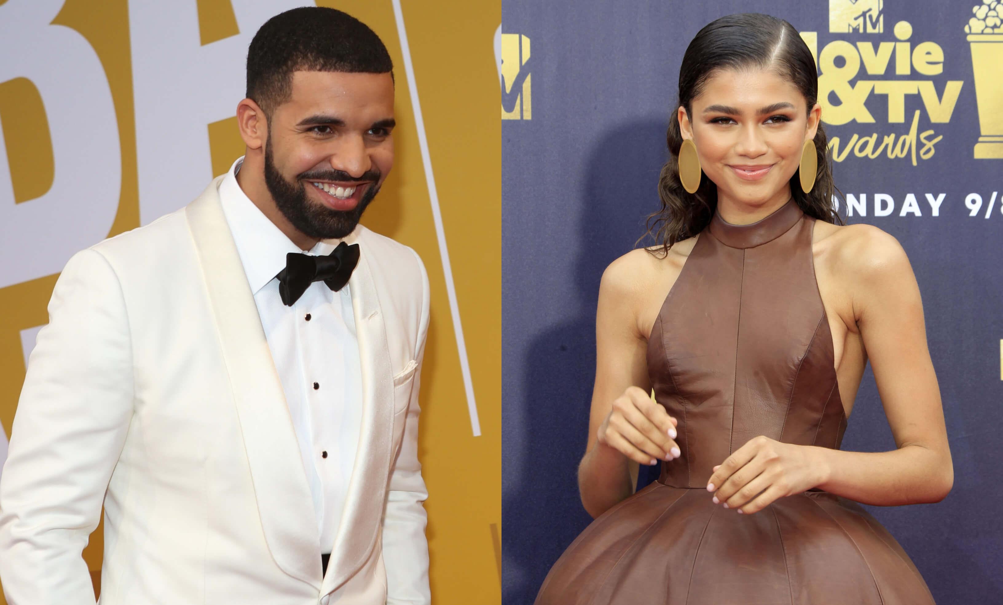 110 - Drake produzirá Euphoria, nova série da HBO