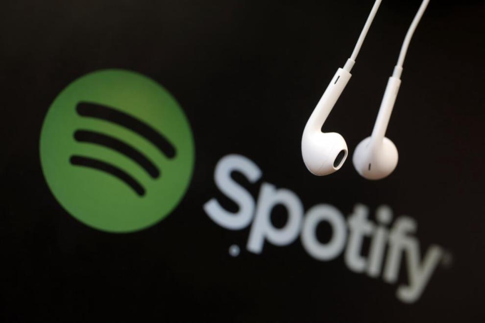 como spotify seleciona as músicas