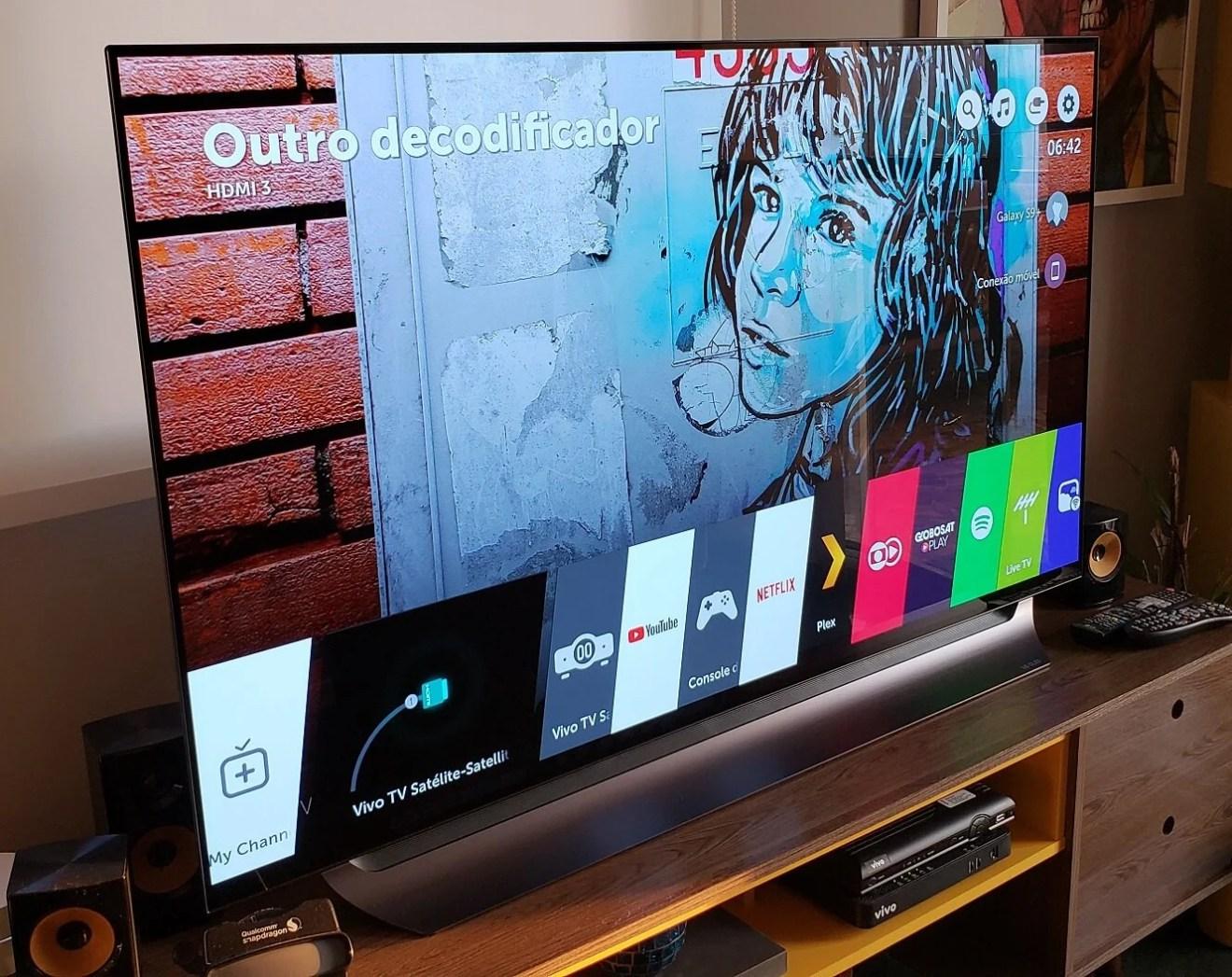Review: LG OLED C8, uma das melhores Smart TVs disponíveis no Brasil 8