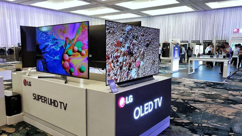 InnoFest Latin America 2018: Confira as TVs OLED e Super UHD da LG 4