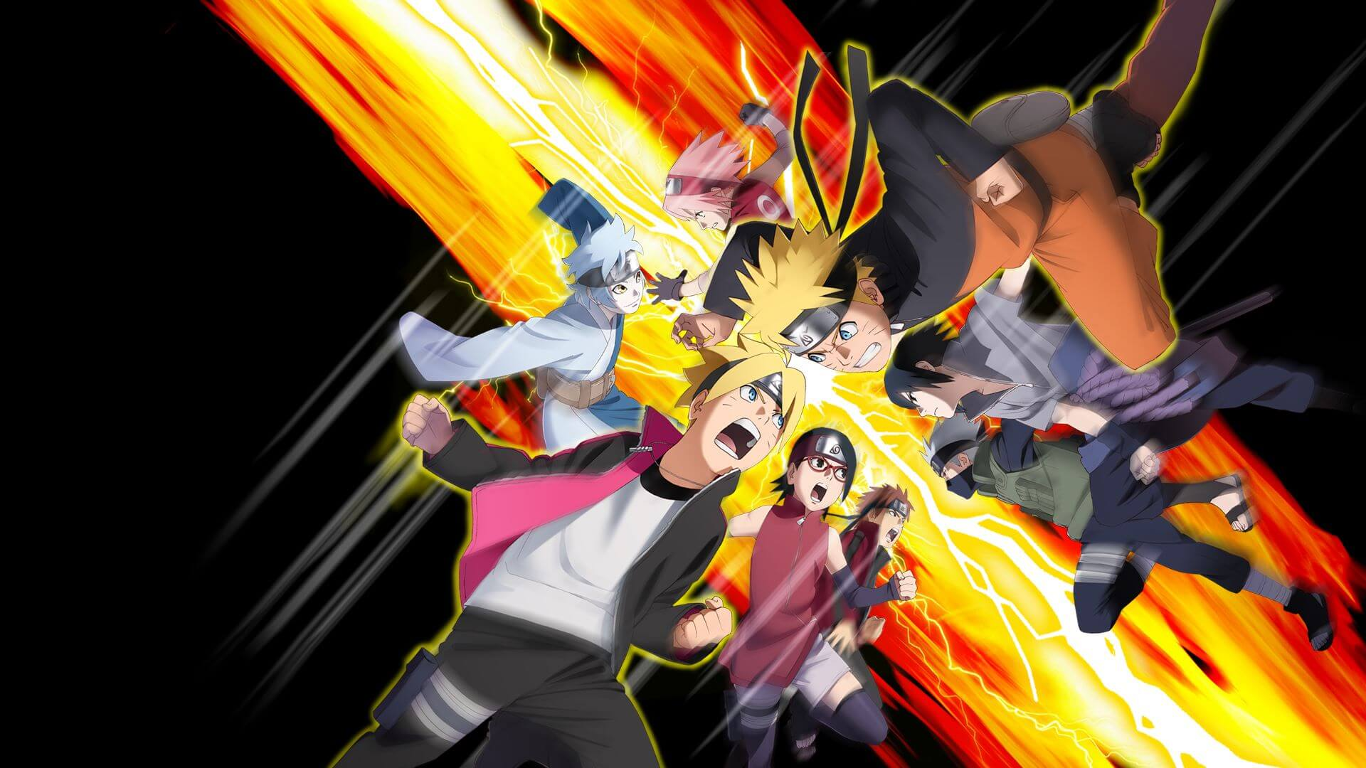 Tem Na Web - Review Naruto to Boruto: Shinobi Striker e a mudança na franquia do ninja