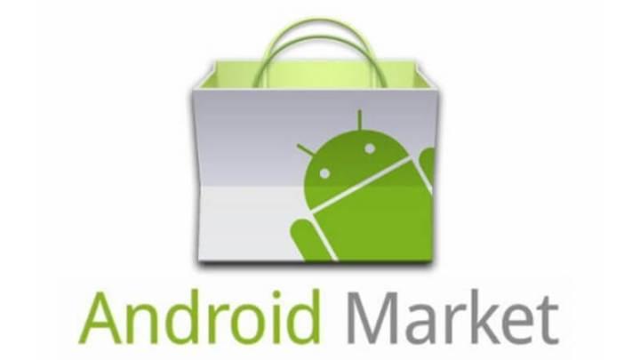Android Market, a loja de aplicativos do Android