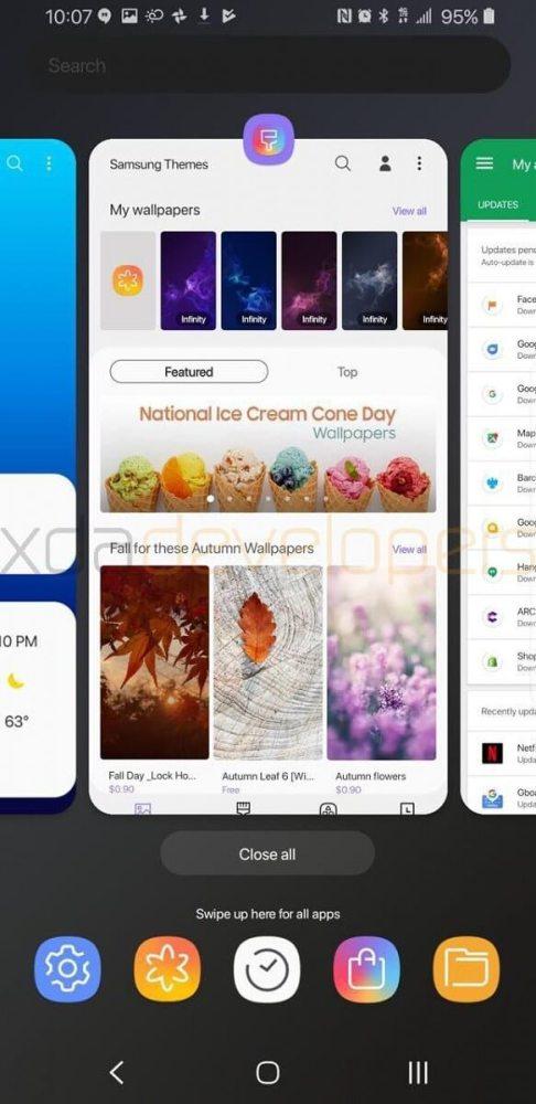 Android 9.0 surge em vazamento no Galaxy S9. Veja o que muda. 6