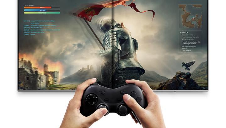 O recurso Auto Game Mode consegue detectar quando o console é conectado
