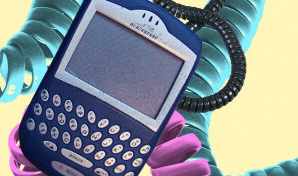 BlackBerry já foi um dos melhores celulares
