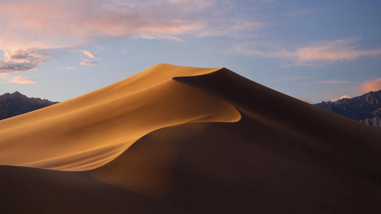 macOS Mojave Dynamic Wallpaper transition - macOS Mojave é lançado oficialmente pela Apple