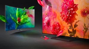 Smart TV QLED Samsung chega às lojas do Brasil