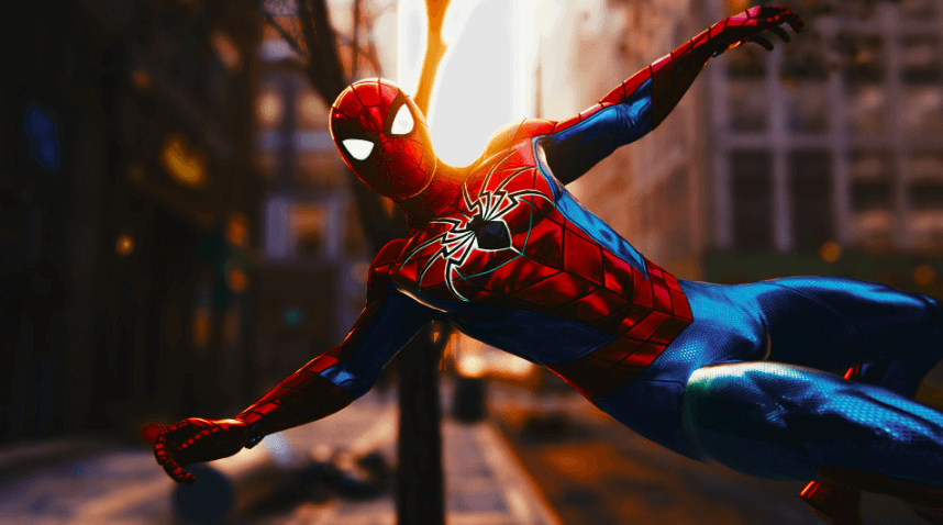 """screenshot twitter.com 2018.09.14 10 30 19 - Review: Marvel's Spider-Man é a aventura definitiva do """"cabeça de teia"""""""