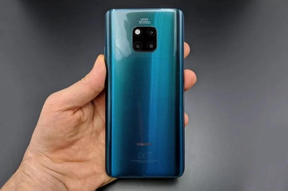Tudo sobre os novos Huawei Mate 20 e Mate 20 Pro com câmera tripla 4