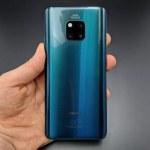 índice 2 - Tudo sobre os novos Huawei Mate 20 e Mate 20 Pro com câmera tripla