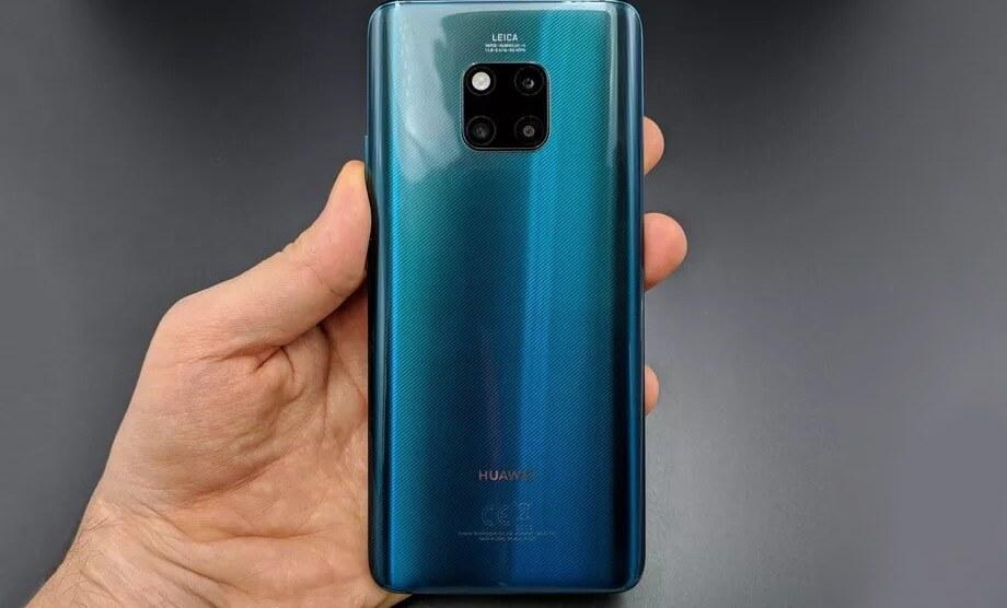 Tudo sobre os novos Huawei Mate 20 e Mate 20 Pro com câmera tripla 6
