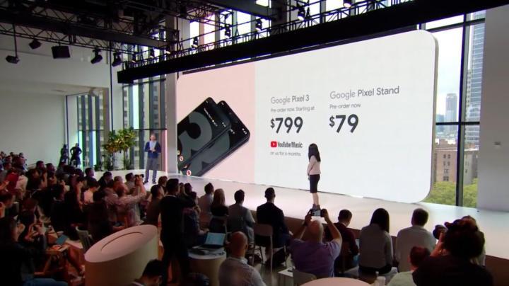 Google lança Pixel 3 e Pixel 3 XL com câmera super inteligente 8