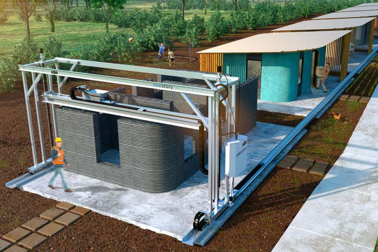 05 18 tdp 3d houses - EletroExpo: 5 inovações tecnológicas que irão transformar o seu futuro