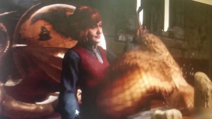 Vazado vídeo do jogo de Harry Potter
