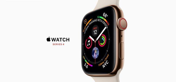 Apple Watch Series 4 também deverá chegar com os novos iPhones