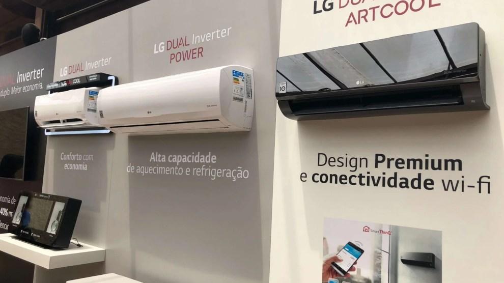 Dual Inverter: conheça a nova linha de ar condicionados inteligentes da LG 6