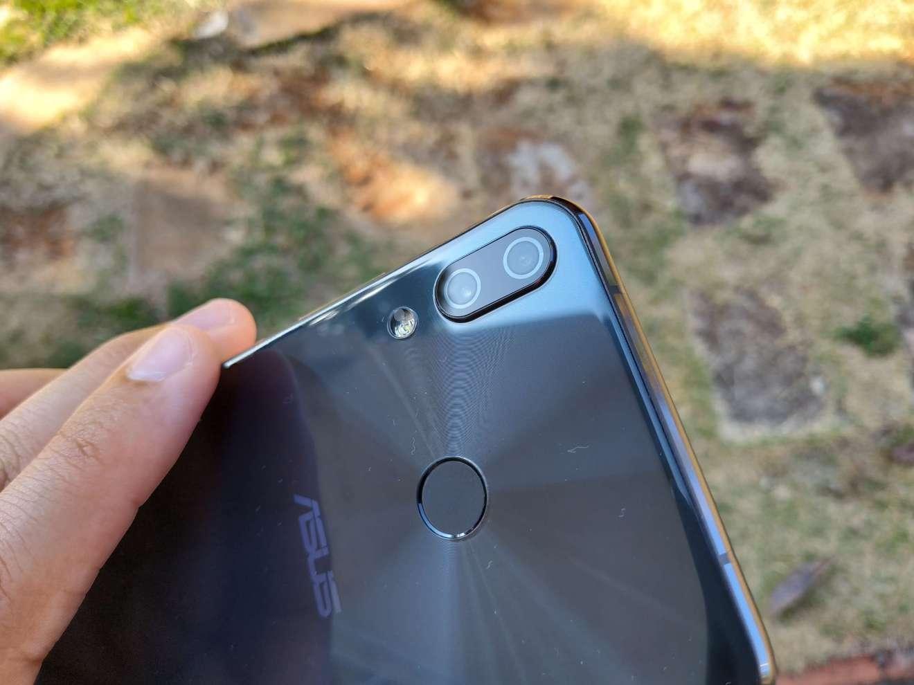 Zenfone 5Z, Câmera
