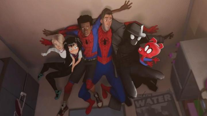 Spider Verse 720x404 - Into the Spider Verse: novo trailer de Spider Man é todo sobre os anos 90