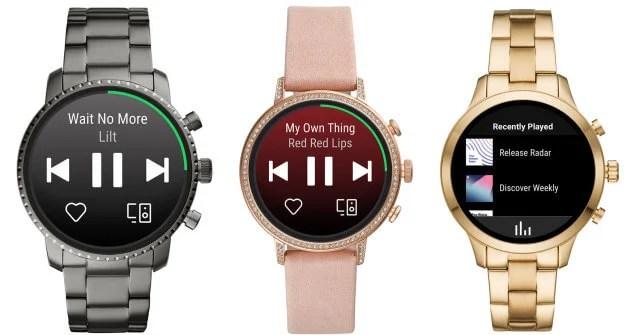 Spotify lança nova versão do aplicativo para Wear OS do Google