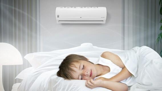 lg dual cool inverter split ac 612976 - Conheça a linha Dual Inverter, o novo ar condicionado LG inteligente
