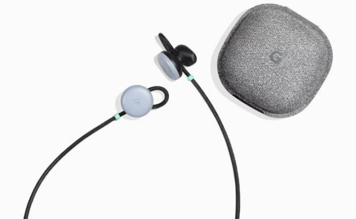 Fone de ouvido Wirelesse Pixel Buds pode ganhar uma atualização