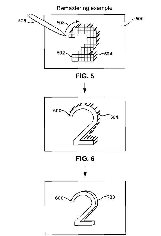 Imagem da patente que ilustra uma possível nova função do Playstation 5