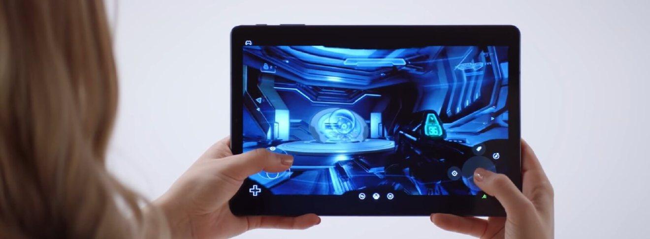 Microsoft publica protótipo de controle híbrido do Xbox para celulares