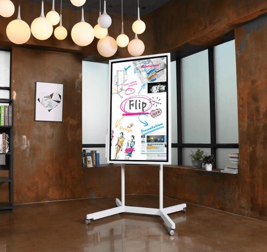 REVIEW: Samsung Flip é uma tela interativa para salas de reuniões 6
