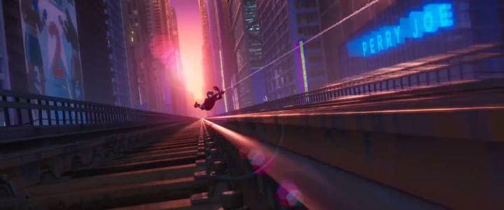 spider verse perry joe 720x301 - Into the Spider Verse: novo trailer de Spider Man é todo sobre os anos 90