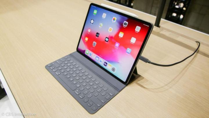 Apple finalmente coloca uma porta USB-C no tablet
