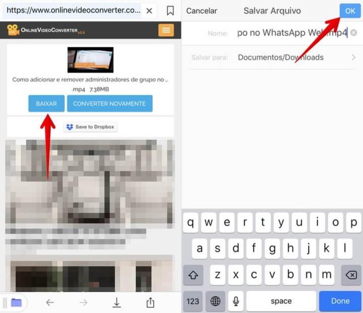 WhatsApp: como postar vídeos do YouTube no Status 15