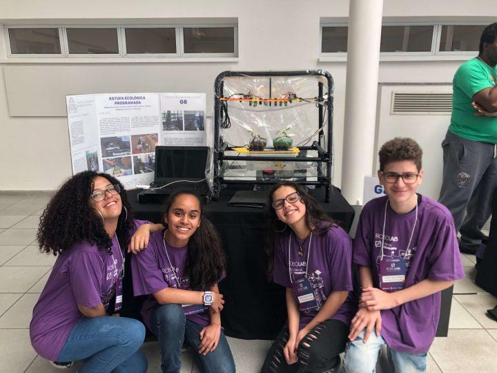 Robolab: Projeto piloto da Qualcomm anuncia seus vencedores 7