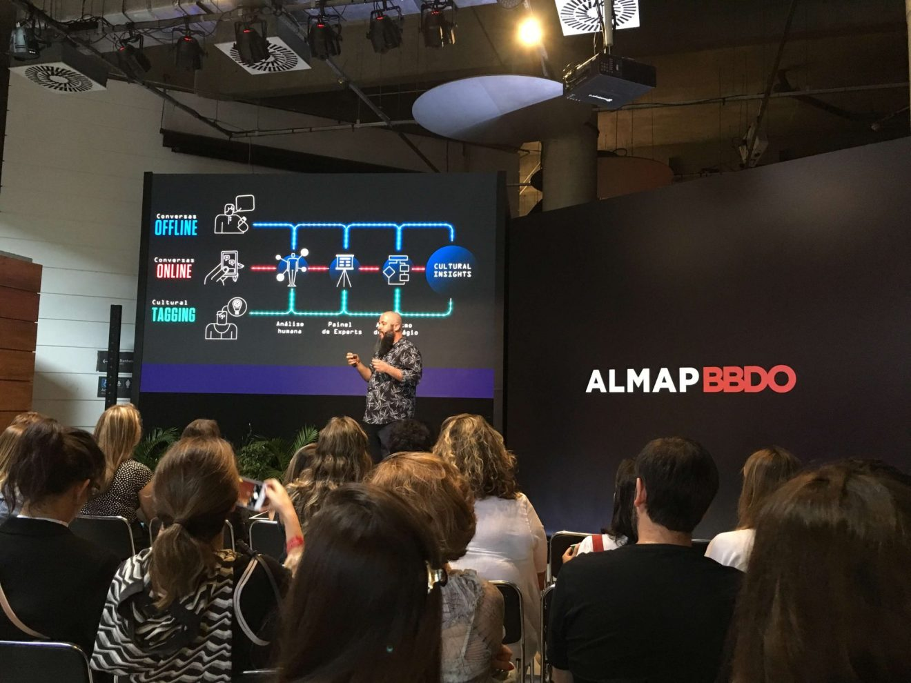 Eduardo Nasi, Diretor de Inteligência de Comunicação na AlmapBBDO