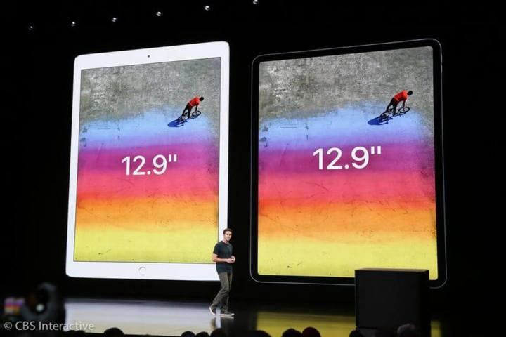 novo iPad Pro é menor e mais leve