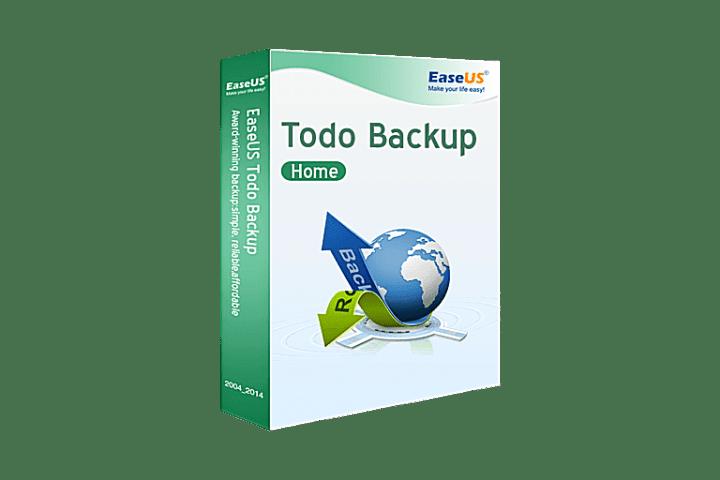 Conheça EaseUS Todo BackUp Home: gerenciamento de dados de luxo para laptop 3