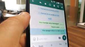 Como apagar só vídeos, imagens ou áudios de uma conversa no WhatsApp
