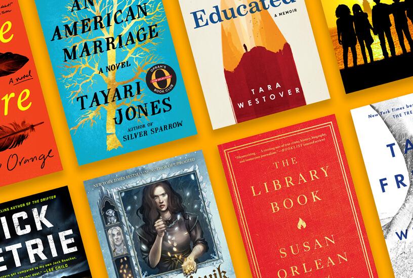 Foto que indica quais os melhores do ano na categoria livros e audiobooks. escolhidos pela Apple