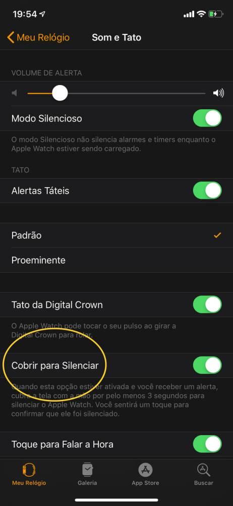 Apple Watch Series 4: Dicas e Truques - Cobrir para silenciar