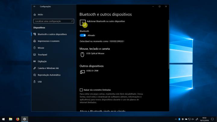 Como usar AirPods em um PC com Windows 10?