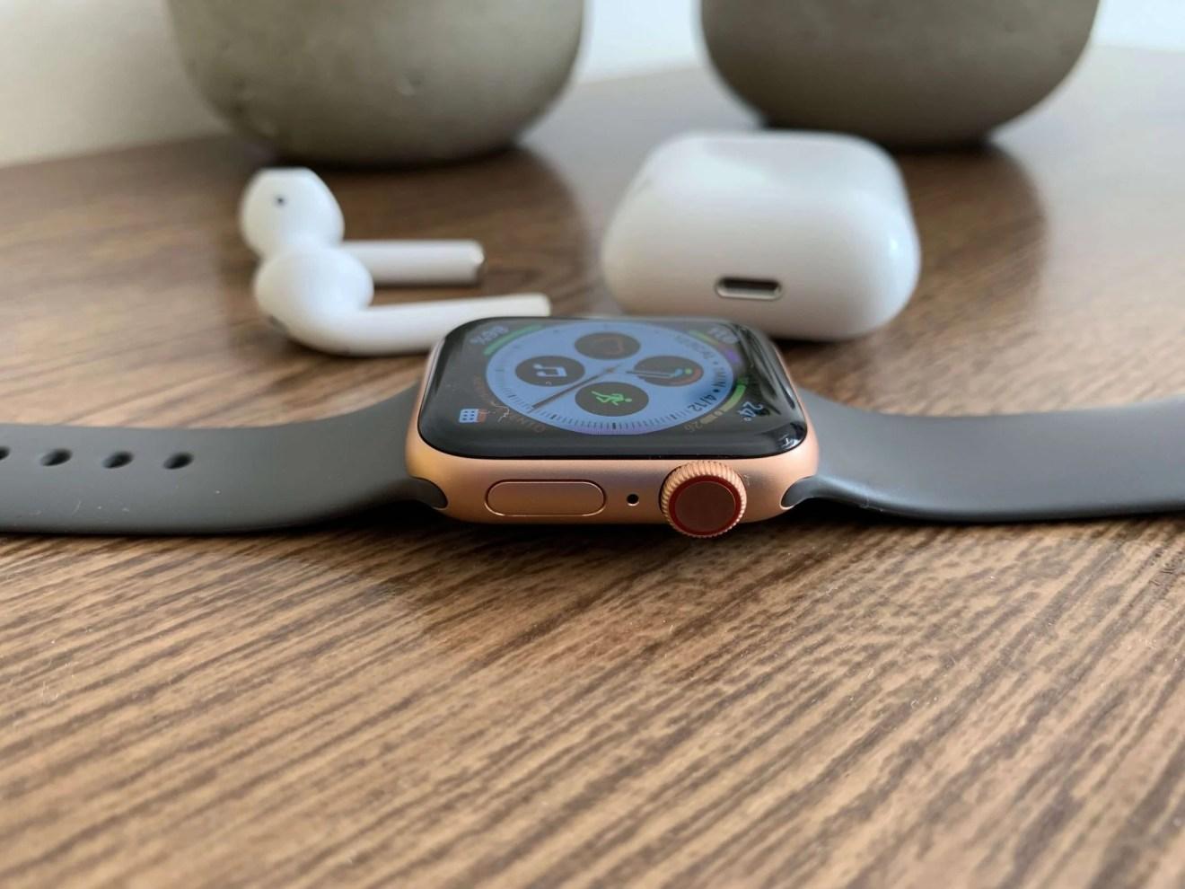 Review: Apple Watch Series 4 - Digital Crown