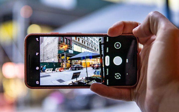 Câmera do Google Pixel 3, que está inovando setor de fotografia digital