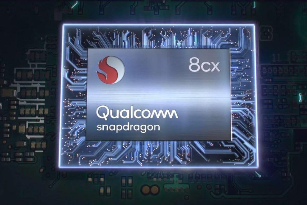 Snapdragon 8cx é o novo processador da Qualcomm para PCs com Windows 4