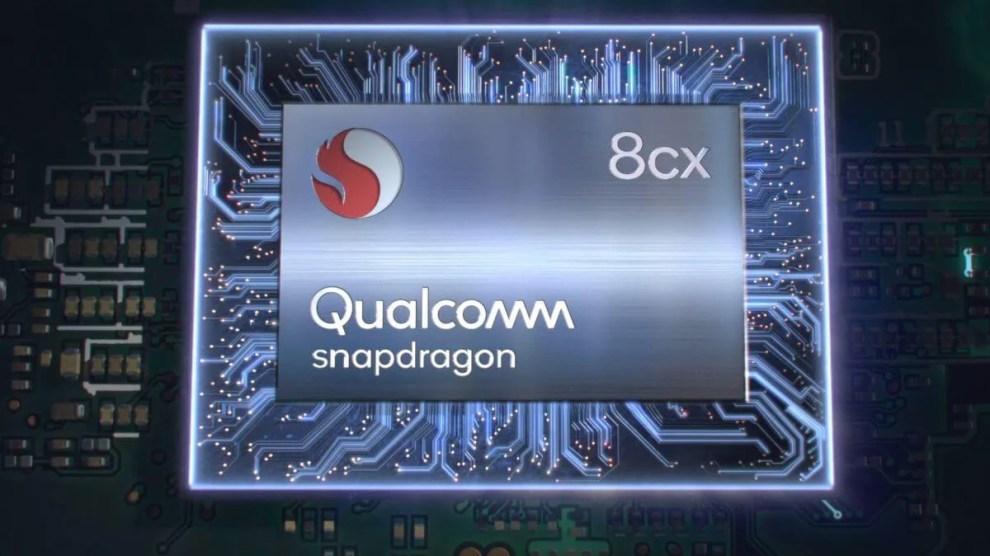 Snapdragon 8cx é o novo processador da Qualcomm para PCs com Windows 7